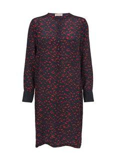 Custommade Wagna Print Silk Dress at atticwomenswear.com