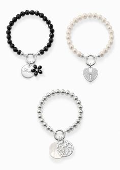 Pretty New Thomas Sabo which I luuuuuurve :)) Beautiful Watches, Beautiful Rings, Bijoux Thomas Sabo, Bracelets For Men, Beaded Bracelets, Necklaces, Rock Chic, Bijoux Diy, Perfume