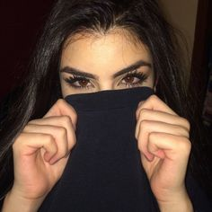 Shared by Biαncα. Find images and videos about girl, eyes and makeup on We Heart It - the app to get lost in what you love. Makeup Goals, Beauty Makeup, Hair Makeup, Hair Beauty, Pretty Eyes, Beautiful Eyes, Foto Canon, Foto Casual, Insta Photo Ideas