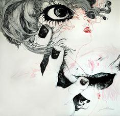 La sensualidad de la mujer es un arma poderosa que puede desatar guerras, pero también servir como motor para hacer arte; esto le sucedió a Gabriel Moreno