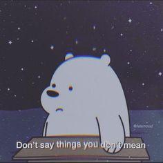 Ice Bear. 🕊
