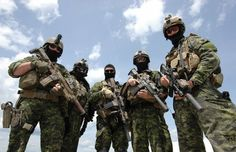 Barack Obama: The first Jewish president: Breaking! Military Special Ops Vets Launch Co. Military Special Forces, Military Police, Military Veterans, Military Gear, Canadian Soldiers, Canadian Army, Camouflage, Royal Canadian Navy, Survival