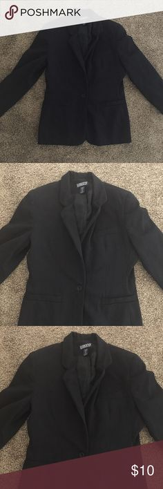 LANDS END BLAZER 100% wool in good condition. Lands' End Jackets & Coats Blazers