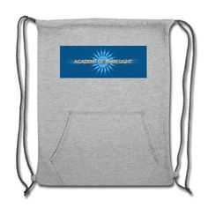 ACADEMY OF INNER LIGHT Cotton Drawstring Bags, Drawstring Backpack, Tshirt Knot, Cinch Bag, Computer Backpack, Dye T Shirt, Fabric Weights, T Shirts For Women, Unisex
