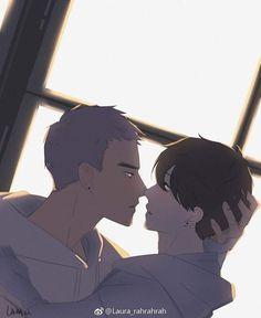 Manga Anime, Manhwa Manga, Manga Boy, Anime Guys, Illusion, Anime Pixel Art, Volleyball Anime, Fanart, Shounen Ai