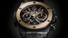 This watch features probably the most scratch-resistant gold bezel ever designed: it can only be machined using diamond. It is the perfect fusion of respect for tradition and 20th century creativity. Pure Hublot DNA. The fusion of a revolutionary material – the famous Magic Gold, which is the world's only scratch-resistant gold, certified as 18K and developed by Hublot – and the iconic design of the BIG BANG, with its Manufacture Chrono: the UNICO. Three years after Hublot unveiled its…