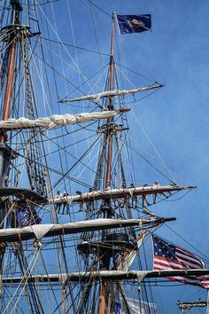 Securing The Sail by Dale Kincaid