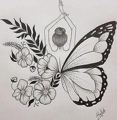 62 ideas zentangle art dibujos mandalas for 2019 Doodle Art Drawing, Girl Drawing Sketches, Girly Drawings, Cool Art Drawings, Pencil Art Drawings, Tattoo Drawings, Arte Ganesha, Art Photography Portrait, Sharpie Art