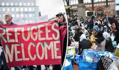 """THE famously liberal Swedes have turned against migrants after. being pushed to breaking point in the struggle to cope with the """"totally unprecedented"""" influx of refugees, a new poll says.16"""