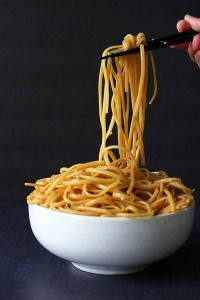 Hibachi Noodles - The Cooking Jar