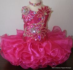 Glitz Pageant Dresses | new 2011 design custom made by glitz and glamour pageant boutique