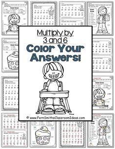 ... third grade math series Third Grade. Use them for your math center