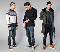 Lookbook Nudie Jeans-Blue Black (Fall/Winter 2013)