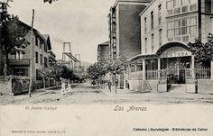 Hotel Ventura, en la calle Mayor de Las Arenas (ref. 01317)