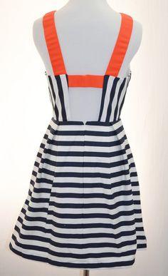 $48 Nautical Stripe Dress