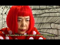 "KUSAMA Princess of Polka Dots MUSEUM TRAILER.mov Fun and brilliant. ""When I was a girl, my mother took away all my paints and canvasses."" Now in her 80s, Yayoi Kusama's extraordinary art career has included painting, sculpture, installation art, performance art, and more."