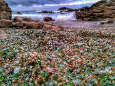 Playa de los cristales Spas, Celtic Nations, Isle Of Man, Scotland, Ireland, Mountains, Water, Travel, Outdoor