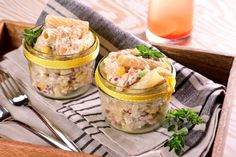 Pasta Cremosa, Potato Salad, Potatoes, Ethnic Recipes, Base, Cold, Dressings, Salads, Kitchens