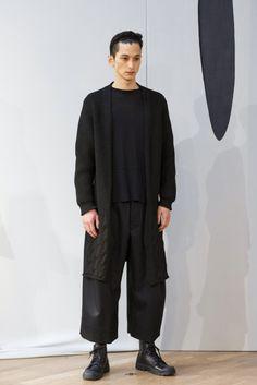 The Asian Male Model — Hideki Asahina for BERTHOLD AW16 | London...