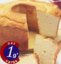 Carbquik Pound Cake - LowCarbFriends Recipes