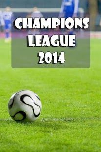 Champions league android app for live score and updates