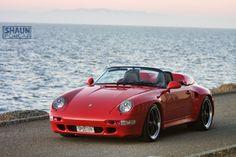 Beautiful wide-body Porsche 993 Speedster on a beautiful Friday! #everyday993 #Porsche