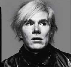Richard Avedon Andy Warhol Photo, 1969 Fosterginger.Pinterest.ComMore Pins Like This One At FOSTERGINGER @ PINTEREST No Pin Limitsでこのようなピンがいっぱいになるピンの限界