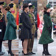 Kate pregnant St Patrick's Day . #duchessofcambridge via ✨ @padgram ✨(http://dl.padgram.com)