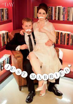 TheDAY - osobní svatební časopis. Vintage, Style, Fashion, Photograph Album, Swag, Moda, Fashion Styles, Vintage Comics, Fashion Illustrations