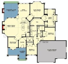 Craftsman With Multiple Garage Options - 23522JD | 1st Floor Master Suite, Bungalow, Butler Walk-in Pantry, CAD Available, Craftsman, Den-Office-Library-Study, Northwest, PDF, Photo Gallery | Architectural Designs