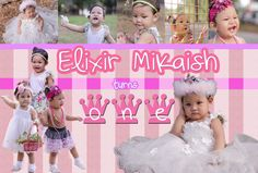 Princess theme 1st birthday Tarpaulin. Made by me. hihi Birthday Tarpaulin Design, Princess Theme, Baptism Ideas, Layout Design, Ivy, Sweet, Candy, Hedera Helix