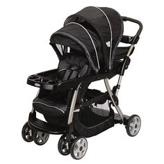 For when #2 arrives, this is a great stroller! Graco Ready2Grow LX Stand & Ride Stroller