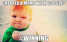How To Create A Meme The Easy Way With Google+ - dustn.tv via @mediame_jas @The Likeability Co