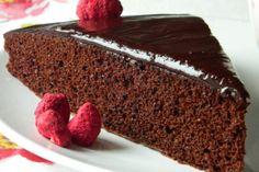 Torta de Chocolate en Microhondas