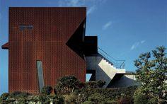 Kanno Museum | Shiogama, Japan | Atelier Hitoshi Abe | Photo by Shinkenchi ku-sha