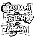 Torah Tots - The Site for Jewish Children - Rosh Hashana Coloring Pages