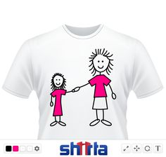 family, Children, parents, Couple, happy, boy, Girl, Mom, dad, beautiful, Love, kids, teens, comic, stick figure, funny, laugh, motif, Design, style, cool, father, mother, cheeky, clipart