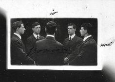 Boccioni, 1907
