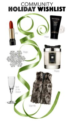 """""""Peace, Hope, Joy, Magic, Warmth, and the Sprit of the Season for All!"""" by maxfield ❤ liked on Polyvore featuring Eliot Danori, Lancôme, Jo Malone, H&M, Karin Herzog, William Yeoward, contestentry and 2015wishlist Jo Malone, Christmas Gifts, Joy, Peace, Magic, Seasons, Gift Ideas, Polyvore, Xmas Gifts"""