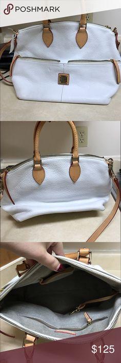 Dooney and Bourke Handbag Authentic Dooney and Bourke. Great condition with slight normal wear. Dooney & Bourke Bags Shoulder Bags