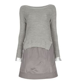 I would live in this with some tights & scarf for winter (though I'm hoping not to see snow again for a season or two at this point!)