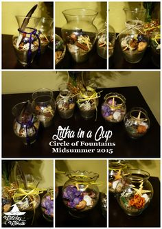 Witchy Words: Circle of Fountains Midsummer Ritual and Celebration 2015