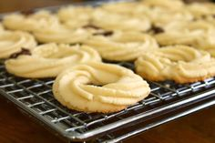 [these cookies are amazing!] Butter Cookies #fbcookieswap