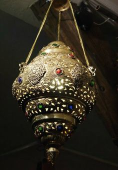 Indian chandelier of handwork lamps in the indian style lamp in the indian style aloadofball Gallery
