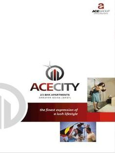 ACE City | +91-9718448844 Ace City is a residential project, which gives 2,3 BHK apartments at Greater Noida West (Noida Extension) which is the laps of Noida. The upsides of getting property here are that it is closer to Express Highway, close to Delhi, metro availability, more extensive streets, suitable underground cabling, superb seepage framework, presumed Institutional territory and magnificent network from South and East Delhi.