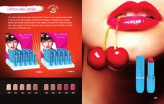 We care about your beauty Cosmetics & Perfume, Perfect Lips, Long Lasting Lipstick, Color Shades, Lipsticks, London, Texture, Beauty, Surface Finish