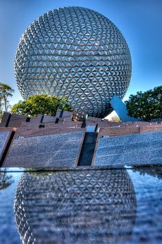Reflections of Spaceship Earth