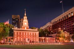 Independence Mall in Philadelphia (Photo by G. Widman for GPTMC)