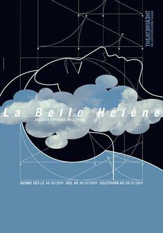 La Belle Hélène - Graphis