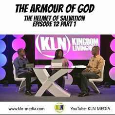 Kingdom Living Now  Today we published in our Armour of God series, The Helmet of Salvation.  Tune in now to our YouTube channel:KLN MEDIA.  Here is the link:https://youtu.be/WHR9Fcf8-ic  A helmet is designed to protect the head; the seat of the mind.  To put on the Helmet of Salvation is being aware of the salvation we experience through Christ and how it continues to sustain us as we walk with God.  Without this awareness, you leave your mind exposed to the lies of the enemy that will…